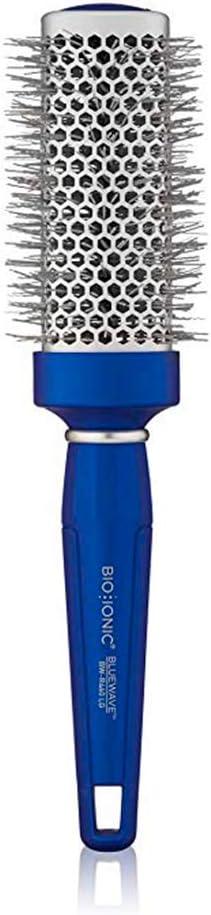 BlueWave Nano-Ionic Cepillo Redondo Profesional Iones - 1.75