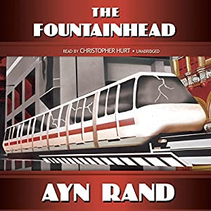 The Fountainhead Audiobook