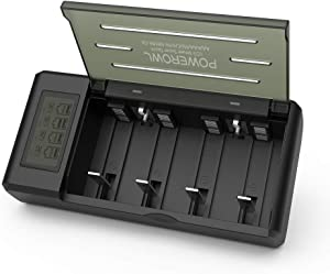 Win A Free Powerowl Universal Battery Charger for AA