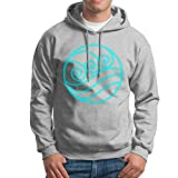 Boyfriend Cartoon Avatar The Last Airbender Water Logo Cool Hooded Sweatshirt Pullover