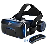 ETVR 3D VR Headset With Remote Controller, Large Viewing...