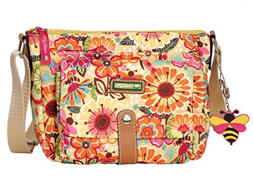 Lily Bloom Cristina Crossbody Bag (BUSY BEE)