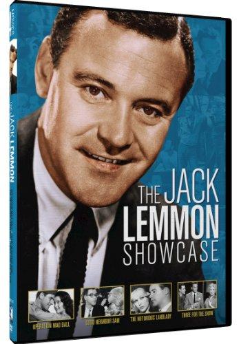 Jack Lemmon Showcase Volume 2 - 4-Movie Set - Operation Madball/Good Neighbor Sam/Notorious Landlady/Three For Show (Jack Lemmon Movies)