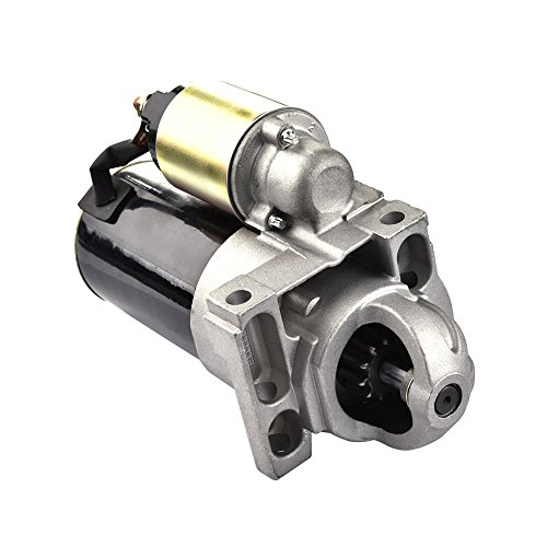 ACUMSTE 12563907 New Starter for Chevy Silverado Truck 6.0L 2002-2005, 323-1444, 10465385, 6492
