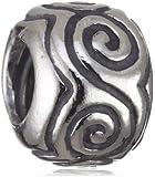 Pandora Damen-Bead  Sterling-Silber 925 Kugel Ornament KASI 79228