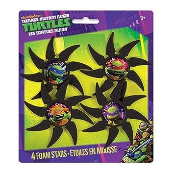 Tortugas Ninja Star Set: Amazon.es: Juguetes y juegos