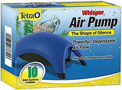 Tetra Whisper Aquarium Air Pump