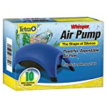 Tetra Whisper - Best and quietest aquarium air pumps for various tank sizes