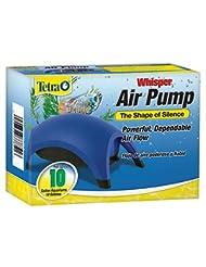 Tetra 77851 Whisper Air Pump, 10-Gallon