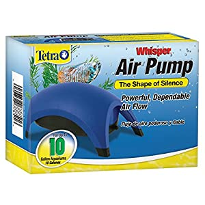 Tetra Whisper Easy to Use Air Pump for Aquariums (Non-UL) 21