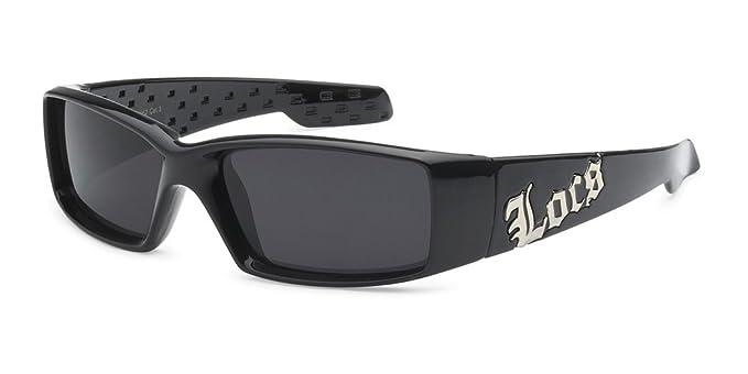 fe685ee503f2 Locs original gangster shades men hardcore rectangle bad boy sunglasses  black jpg 679x340 Bad sunglasses