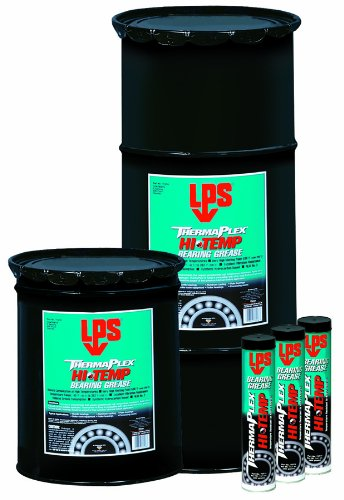 LPS 70255 ThermaPlex Hi-Temp Bearing Grease, 1 Drum, 55 gal by LPS