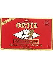 Ortiz Ventresca Of White Tuna In Olive Oil, Bonito Oliva, 110g