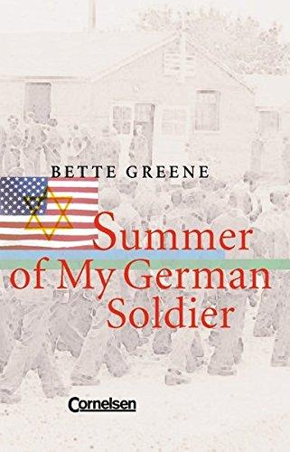 Cornelsen Senior English Library - Literatur: Ab 10. Schuljahr - Summer of My German Soldier: Textband mit Annotationen