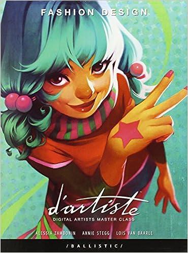 Dartiste Fashion Design Digital Artists Master Class Alessia