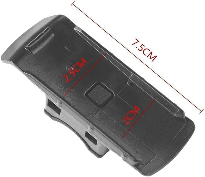 BOROLA Bicycle//Bike Motor Cart Handlebar Mount Holder Garmin eTrex 10 20 20x 30 30x eTrex Touch 25 35 35t GPSMAP 62 62S 62ST 62SC Rino Handheld GPS