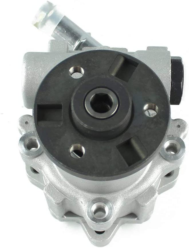YH New Power Steering Pump Fit for BMW X3 3.0si Sport Utility 4-Door 3.0L 2.5L 2007-2008 Reference OEM 32413428010