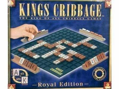 (Kings Cribbage: Royal Edition)