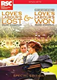 Shakespeare: Love's Labour's Lost & Love's Labour's Won (Much Ado About Nothing) [Special Box Set]