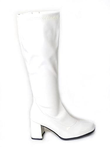 700901fffa09d NEW LADIES WOMENS FANCY DRESS PARTY GO GO BOOTS 1960s   1970s RETRO ...