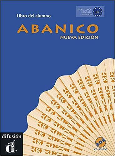 Abanico Nueva Edición - Libro Del Alumno + Cd Descargar ebooks Epub