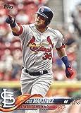 2018 Topps Series 2#674 Jose Martinez St. Louis Cardinals Baseball Card - GOTBASEBALLCARDS