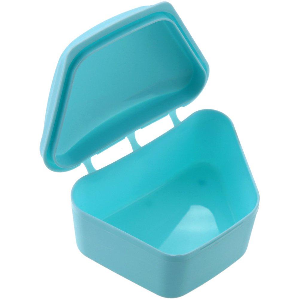 Amazon.com: Forma de T de plástico falso dientes dentaduras ...