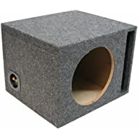 Single 10 Ported Universal Fit Sub Box Enclosure