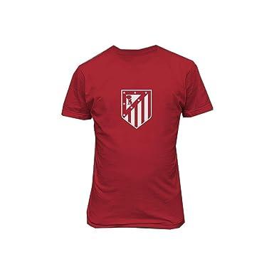 TopVip T-Shirt Atletico de Madrid España Camiseta Futbol T Shirt Inspired Costom Funny Tee   Amazon.com