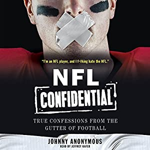 NFL Confidential Audiobook