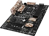 MSI Z270 CAMO Squad Z270 Camo Squad Arsenal Gaming Intel DDR4 HDMI USB 3 Crossfire ATX Motherboard