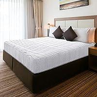 SLEEPLACE 10 Inch Encased Coil Hybrid Spring Mattress OM02 (Full)