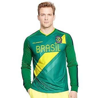 Polo Ralph Lauren Brazil Long-sleeved T-shirt (Small)