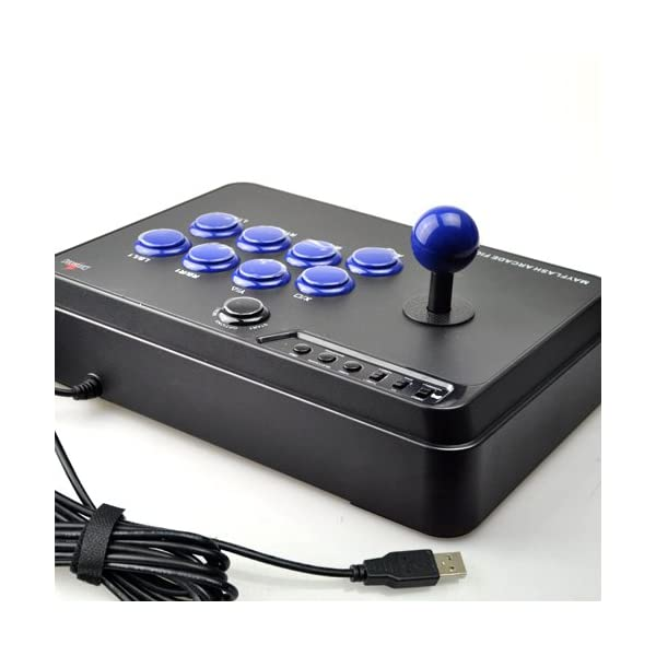 Mayflash F300 Arcade Fight Joystick for PS4/PS3/Xbox One/Xbox 360/Pc