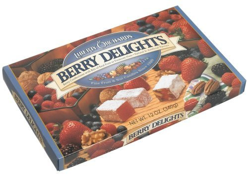 Liberty Orchards Delights, Berry, 12 oz, 4 pk