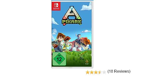 PixARK (Nintendo Switch): Amazon.es: Libros