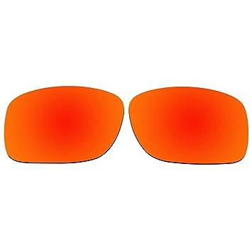 ACOMPATIBLE Lentes de Repuesto para Oakley Turbine XS (Juventud Fit) Gafas de Sol oj9003