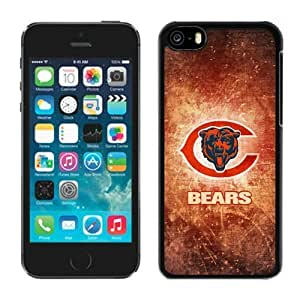 diy phone caseCustomized ipod touch 5 Case NFL Chicago Bears 39 Moblie Phone Sports Protective Coversdiy phone case