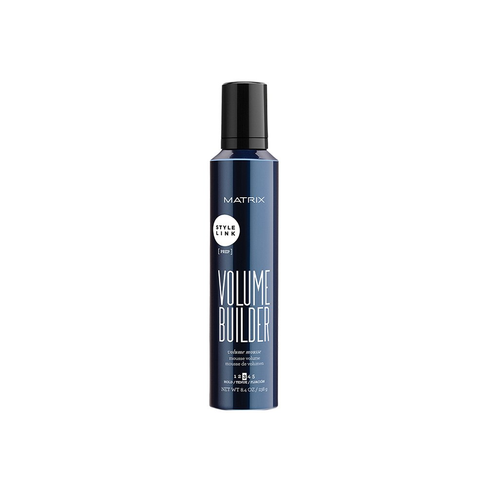 Matrix Style Link Volume Builder Volume Mousse Medium Hold, 8.4 Oz.