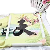 Hilitand Square Rectangle Plastic Clip Frame for