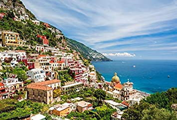 Amazon Com Italy Landscape Backdrop 7x5ft Vinyl