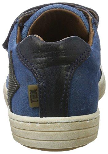 Bisgaard Tex Boot 60316216, Unisex-Kinder Sneakers Blau (605-1 Sea)