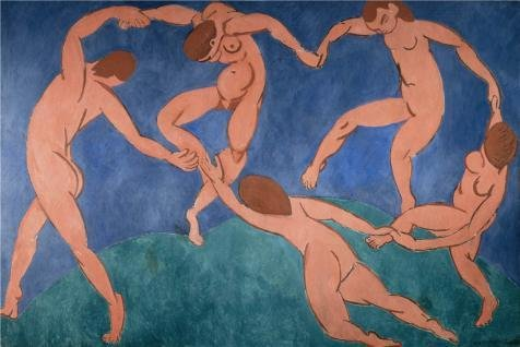 Oil Painting 'The Dance II By Henri Matisse,1909', 18 x 27 inch / 46 x 68 cm , on High Definition HD canvas prints is for Gifts And Basement, Kids - Sunglasses Voucher Code With