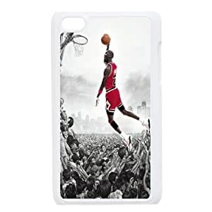 Best Phone case At MengHaiXin Store Michael Jordan Pattern 170 FOR IPod Touch 4th