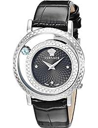 Women's VDA010014 Venus Stainless Steel and Topaz Watch