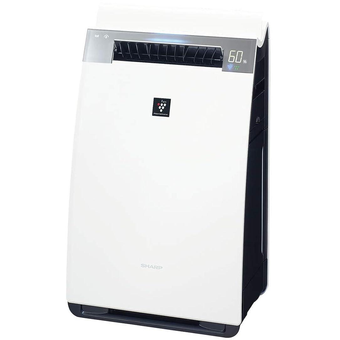 聴く行宴会シャープ 空気清浄機 プラズマクラスター 7000 スタンダード 14畳 / 空気清浄 24畳 ホワイト FU-G51-W