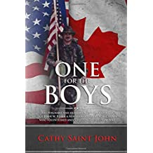 One For The Boys: The riveting true story of Sgt. John W. Blake, a patriotic Canadian, volunteered with the US Army, recounts his service in the Vietnam War. His historical walk across the US plus his struggle in living with PTSD then ultimately his self-inflected death.