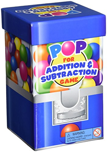 Learning Resources Pop For Addition & Subtraction Game ()