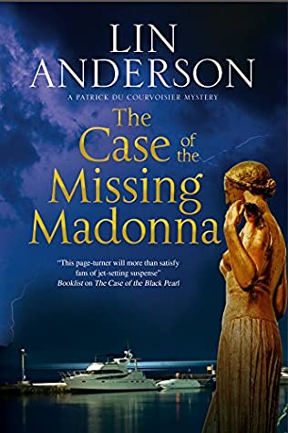 book cover of The Case of The Missing Madonna
