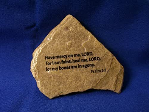 Amazon com: Psalm 6:2 Have mercy on me LORD for I am faint